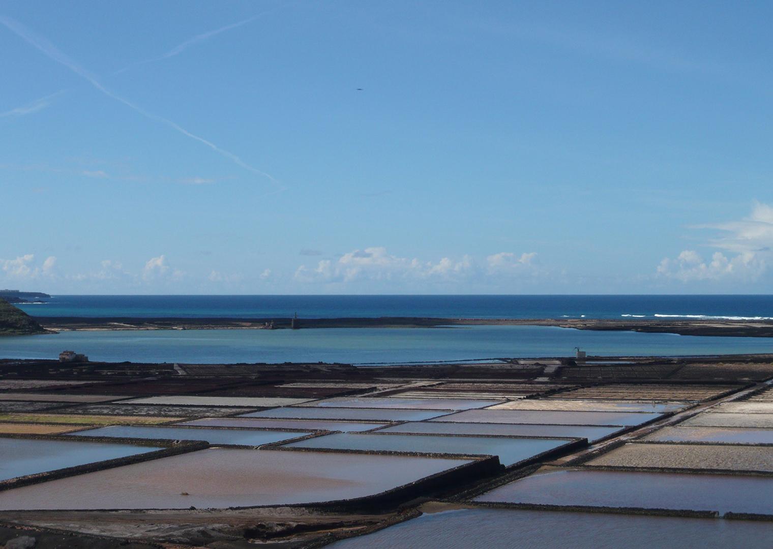 Lanzarote salines